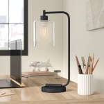 Industrial Table Lamps You Ll Love In 2020 Wayfair