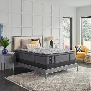 sealy posturepedic plus 14 medium firm pillow top mattress