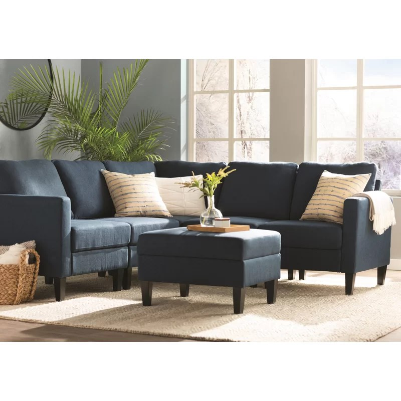 Best Sectionals In Small Living Rooms 2019 | Anyniture