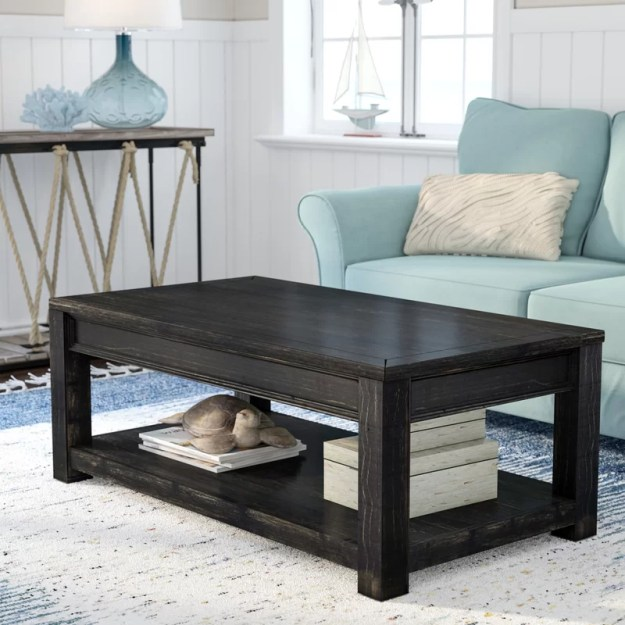 beachcrest home calvin coffee table & reviews | wayfair