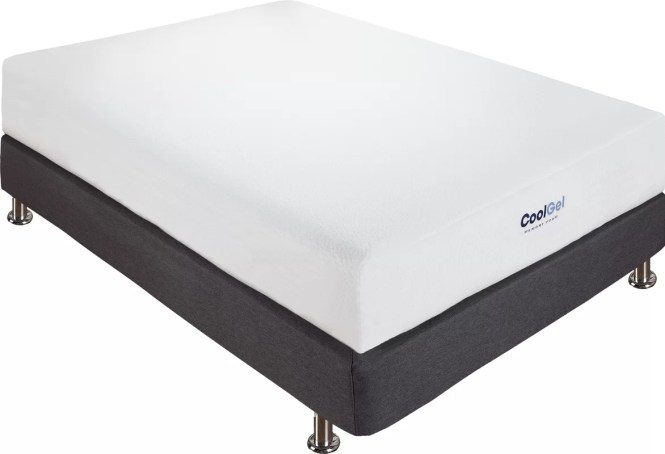 8 Firm Gel Memory Foam Mattress