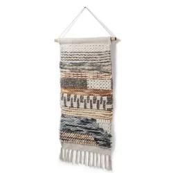 Handgewebter Wandteppich