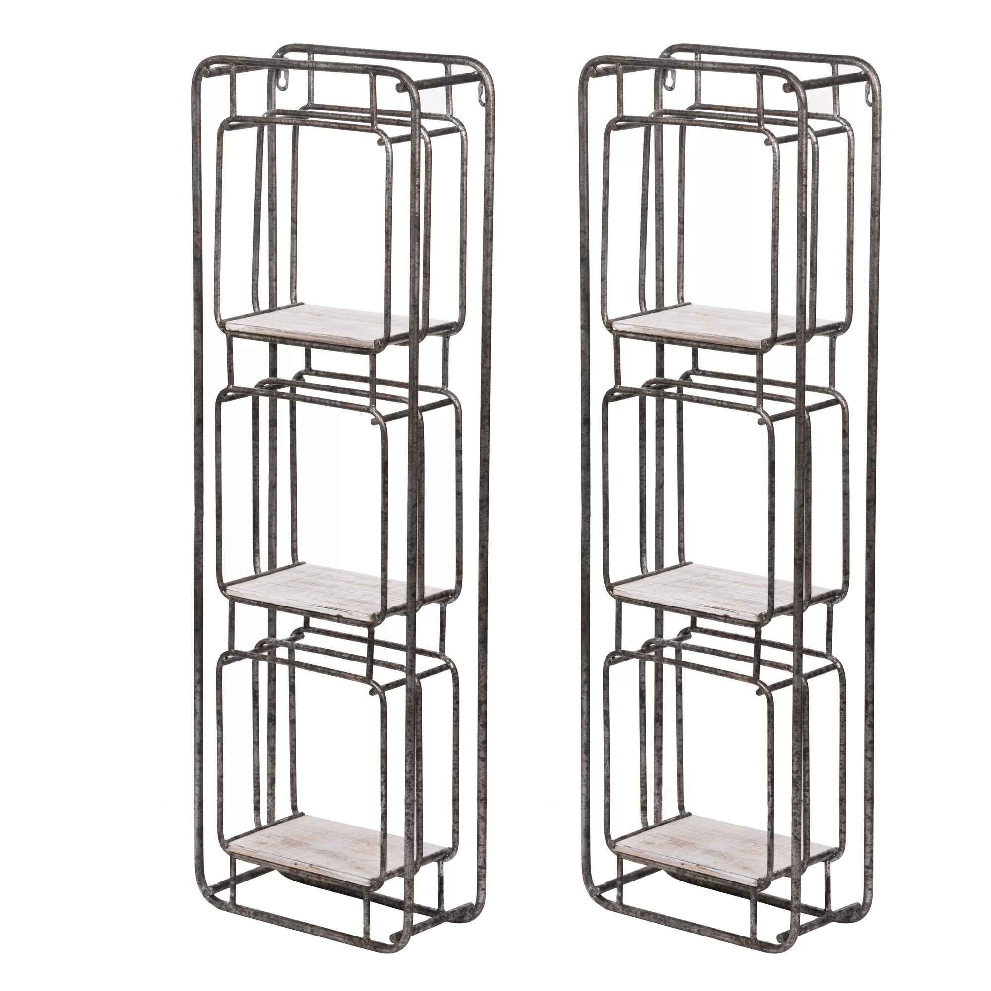 Details About A B Home Metro 36 H X 11 8 W Shelving Unit