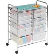 12-Drawer Storage Chest