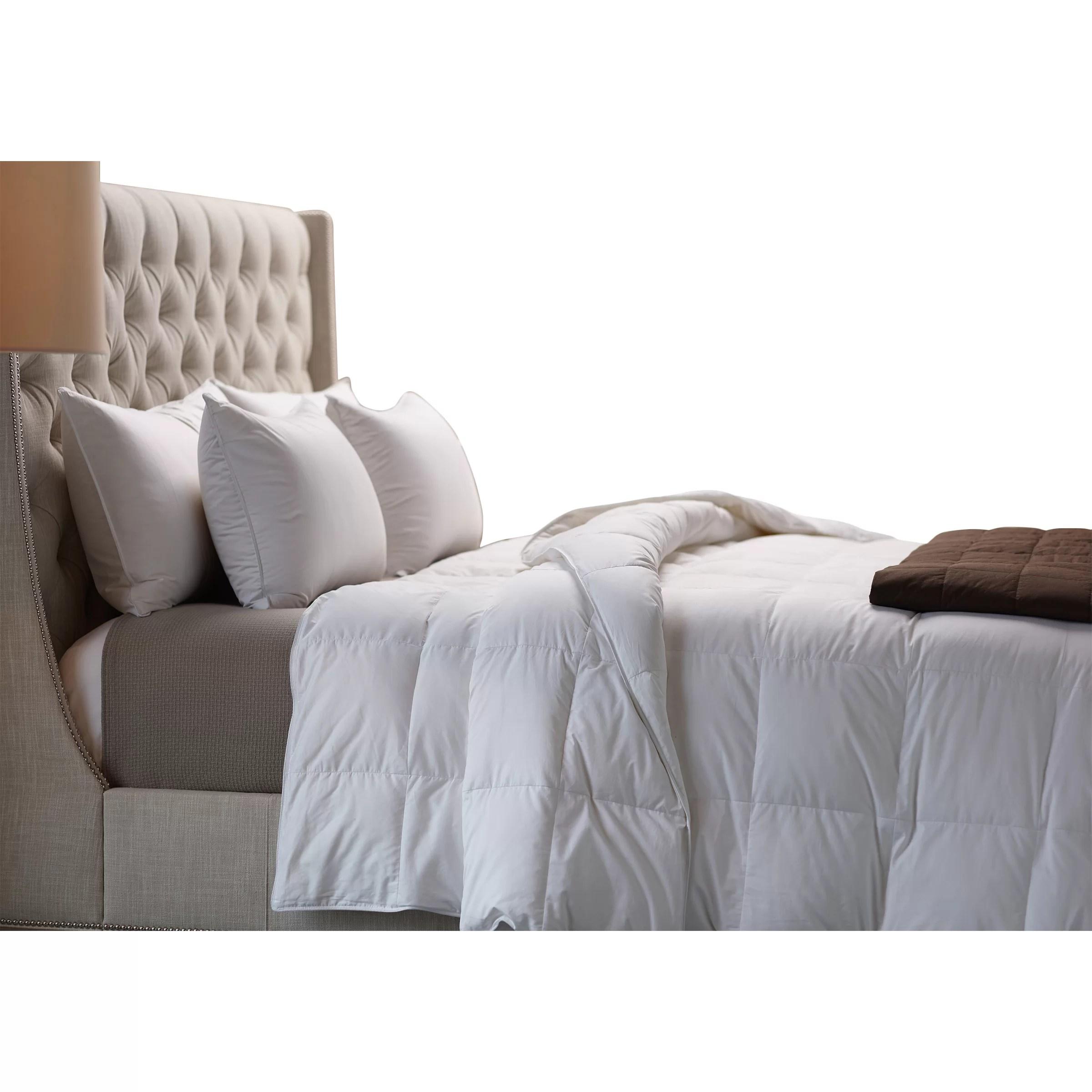 comforter pin king duvet store company goose insert x down supreme