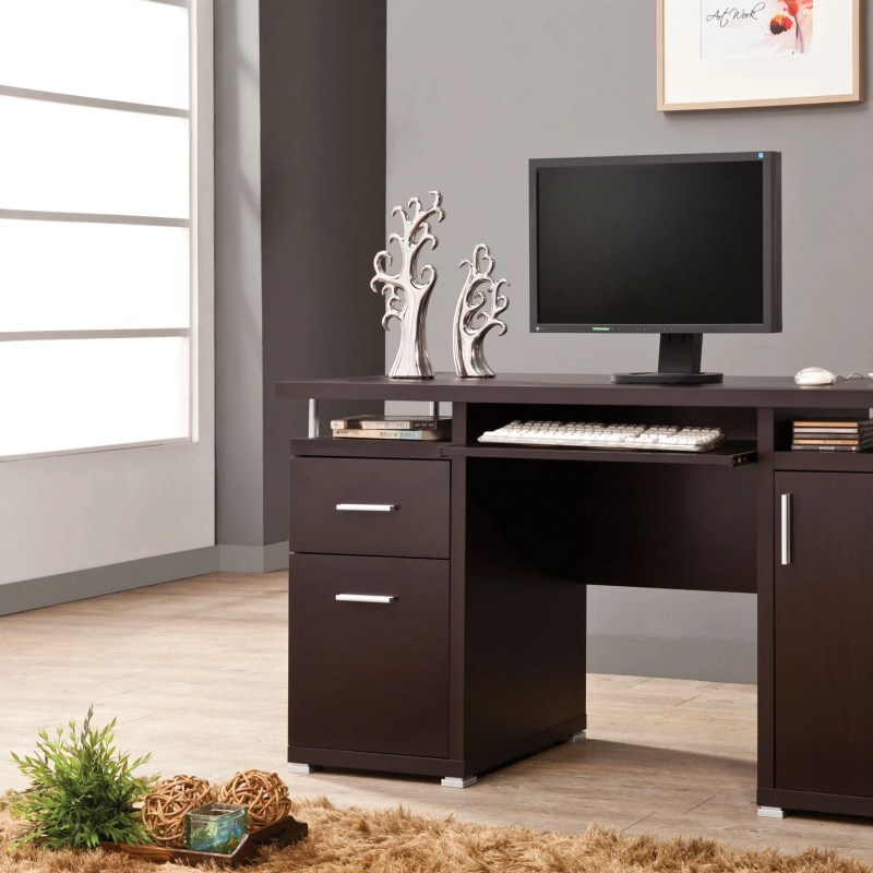 Drawer Computer Desk
