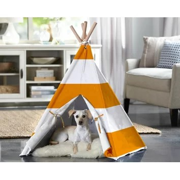 Merry Products Teepee Dog Bed Amp Reviews Wayfair