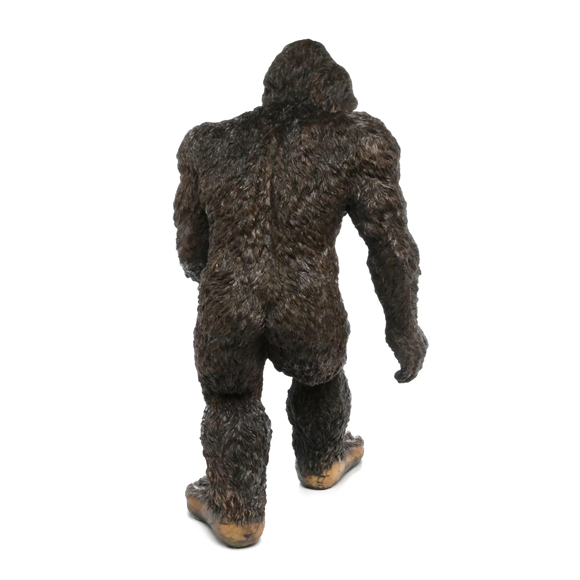 toscano bigfoot christmas ornament - Bigfoot Christmas Ornament