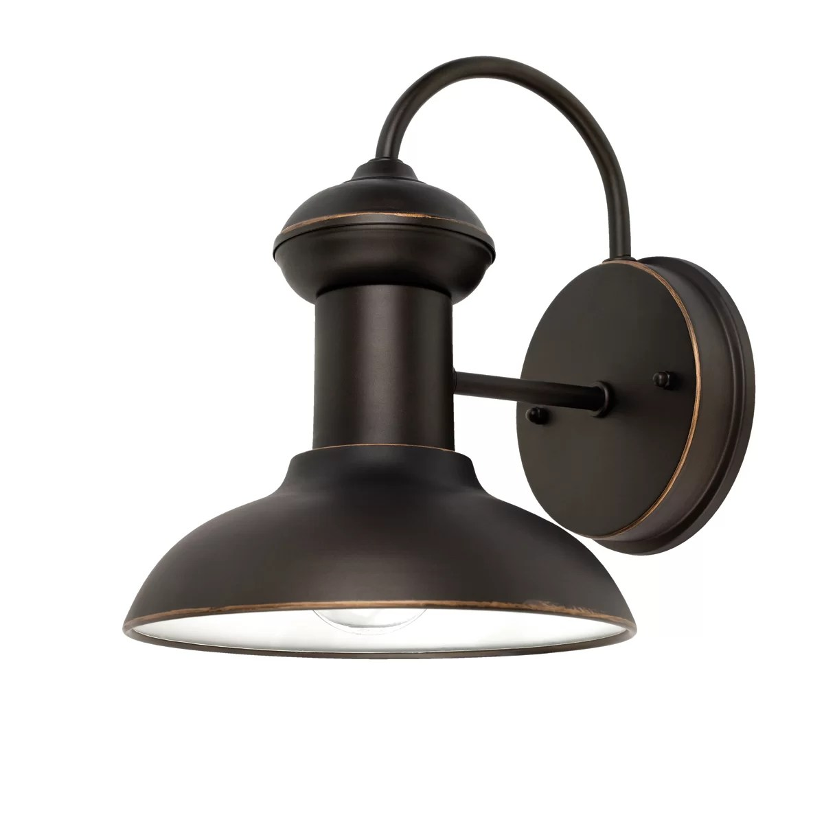 """Globe Electric Company Martes 10"""" Indoor/Outdoor Wall ... on Sconce Outdoor Lighting id=26859"""