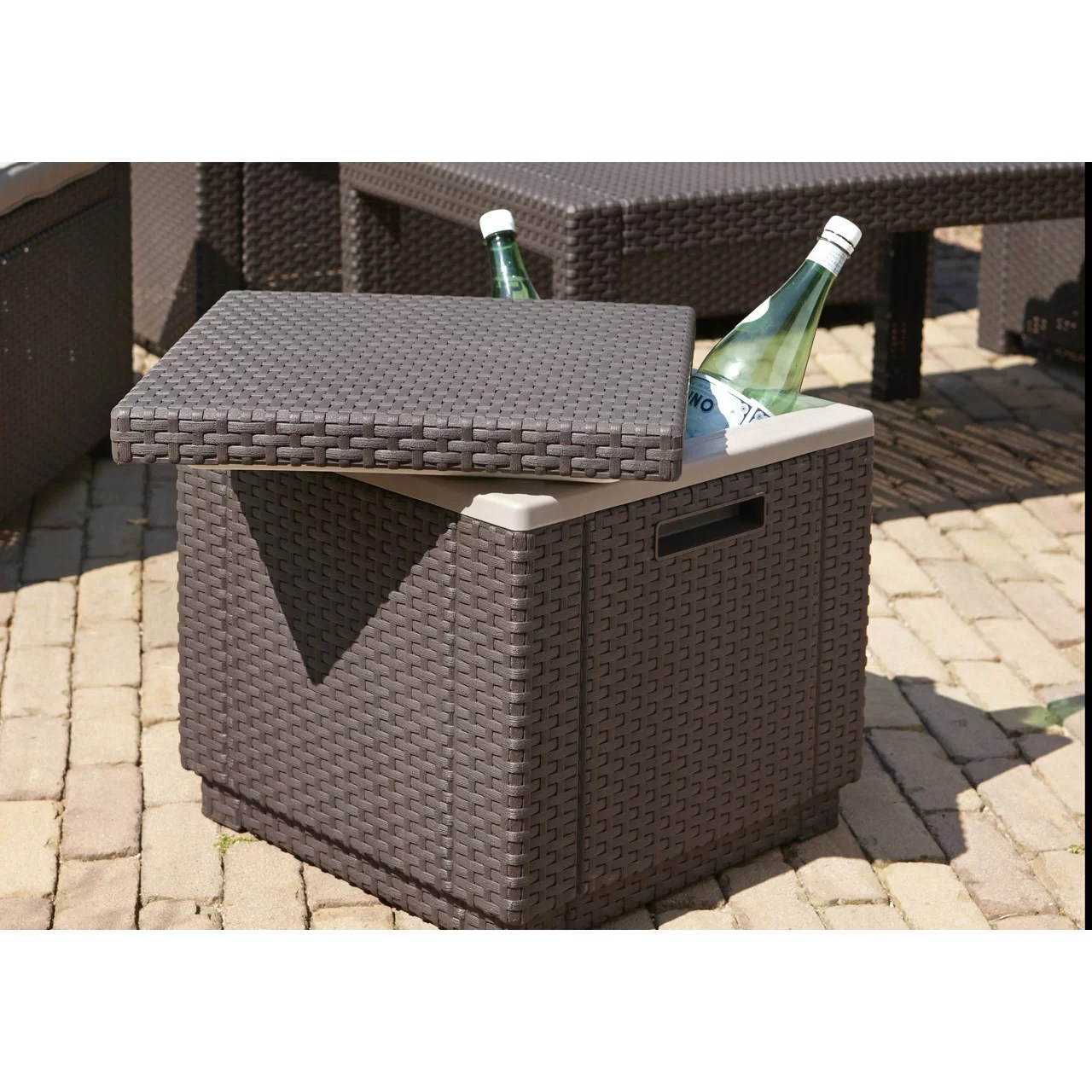 SunTime Outdoor Living Ice Cube Cooler & Reviews | Wayfair on Suntime Outdoor Living  id=65748