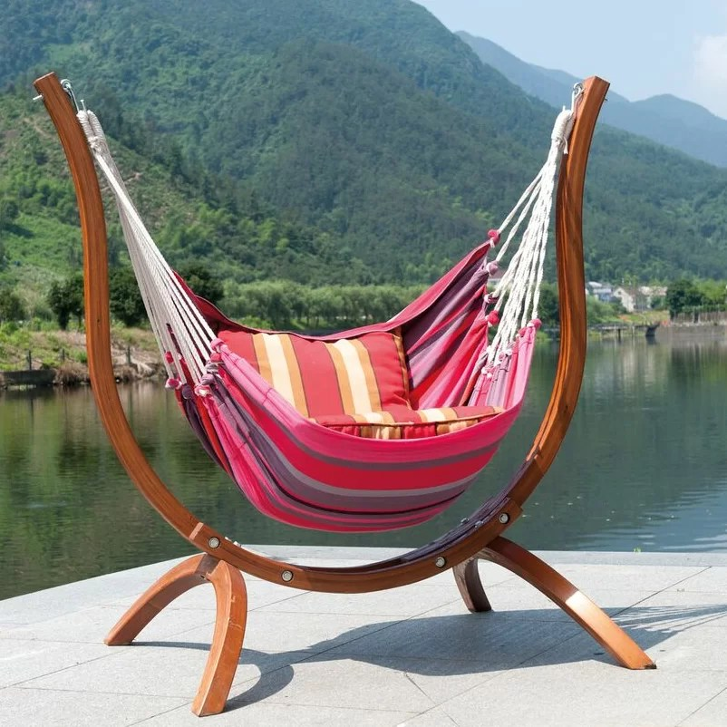 SunTime Outdoor Living Patagonia Wooden Striped Chair ... on Suntime Outdoor Living  id=63990