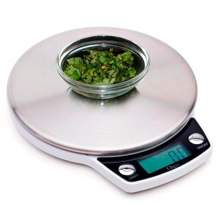 Kitchen Scale Oversized Weighing Platform