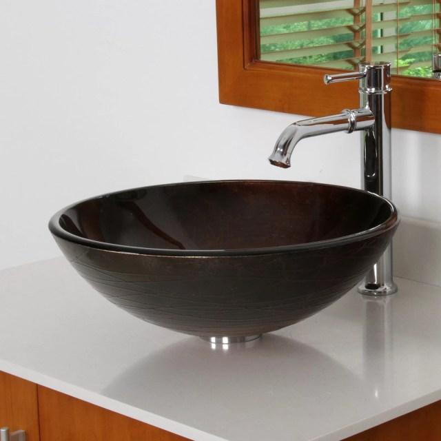 Bathroom Sink Bowls Dia35cm Small Size Jingdezhen White Ceramic