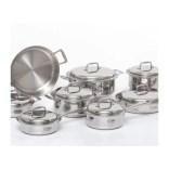 360 Cookware 15 Piece Cookware Set