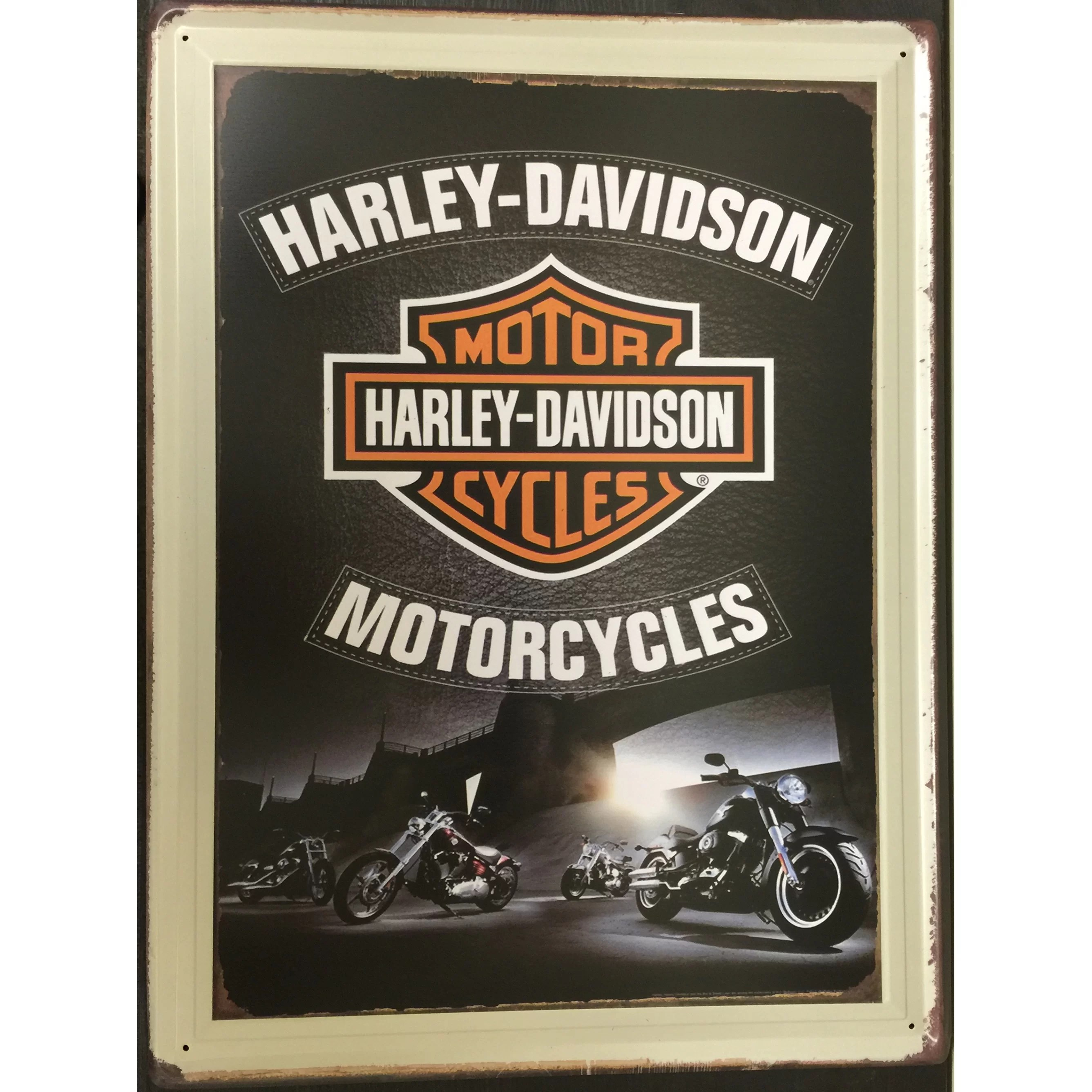 Harley Davidson Decor