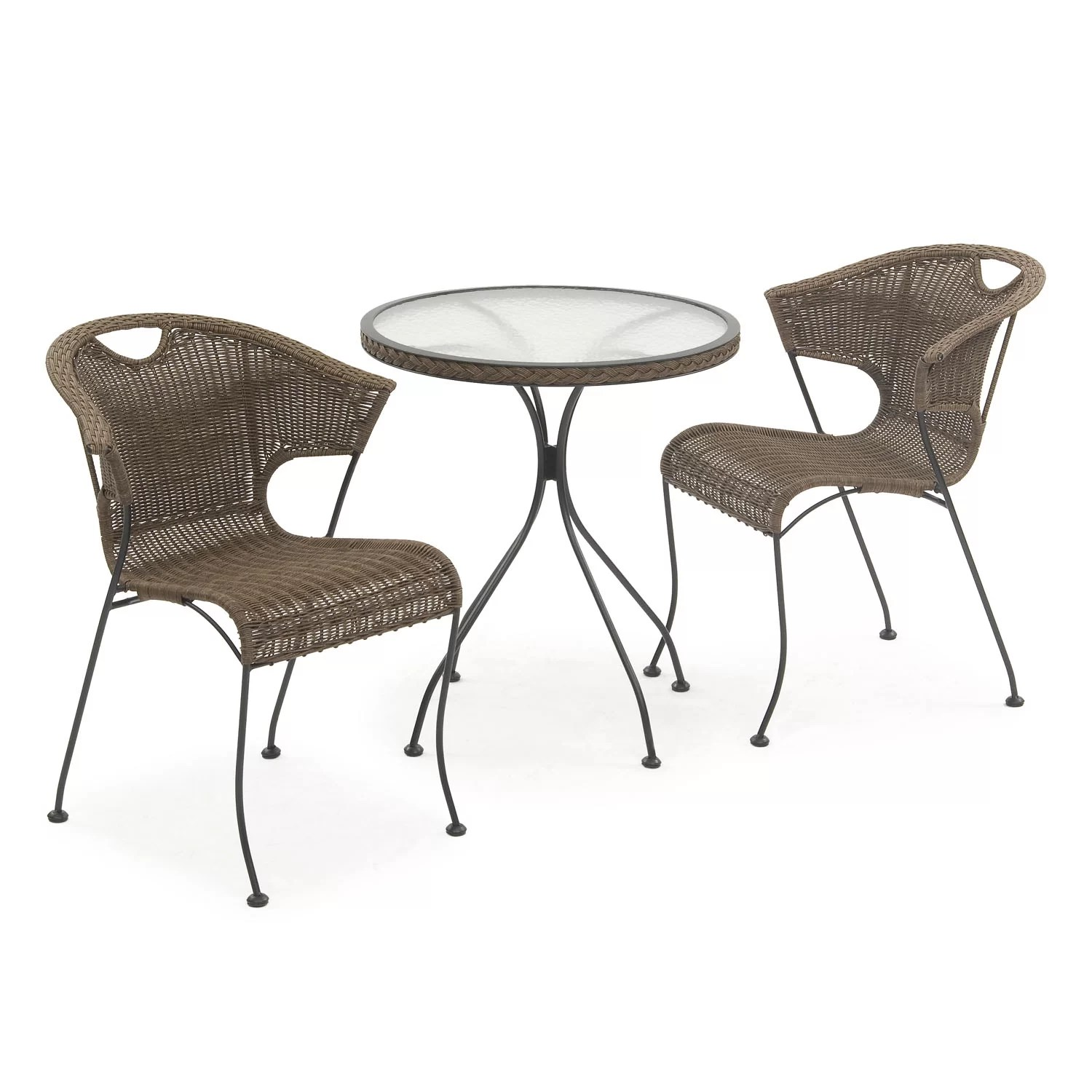 SunTime Outdoor Living Wadebridge 3 Piece Bistro Set ... on Suntime Outdoor Living  id=61121