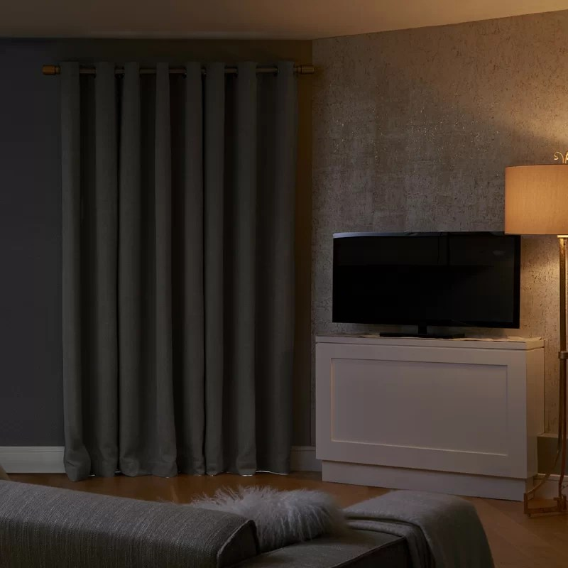 Baxter Home Theater Grade Extreme Solid Max Blackout