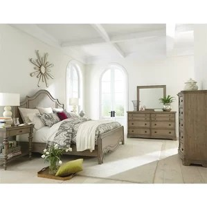 french country bedroom sets you'll love | wayfair