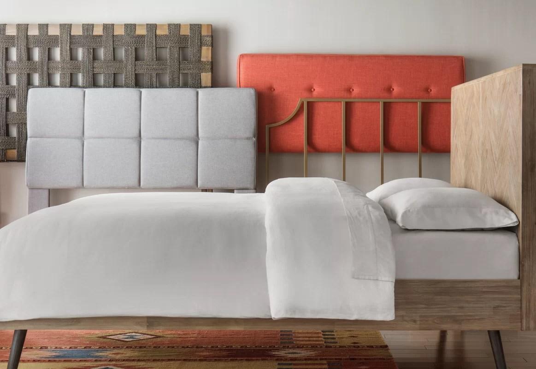 Brayden Studio Cambra Tufted Upholstered Panel Headboard