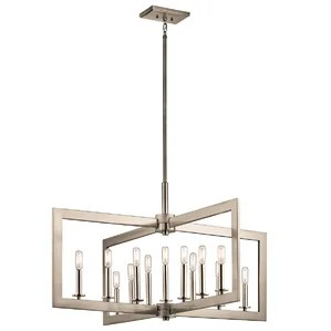 13 Light Candle Style Chandelier