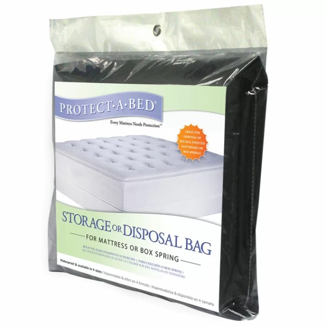 Storage Disposal Waterproof Mattress Protector