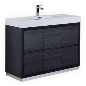 modern bathroom vanities & cabinets | allmodern