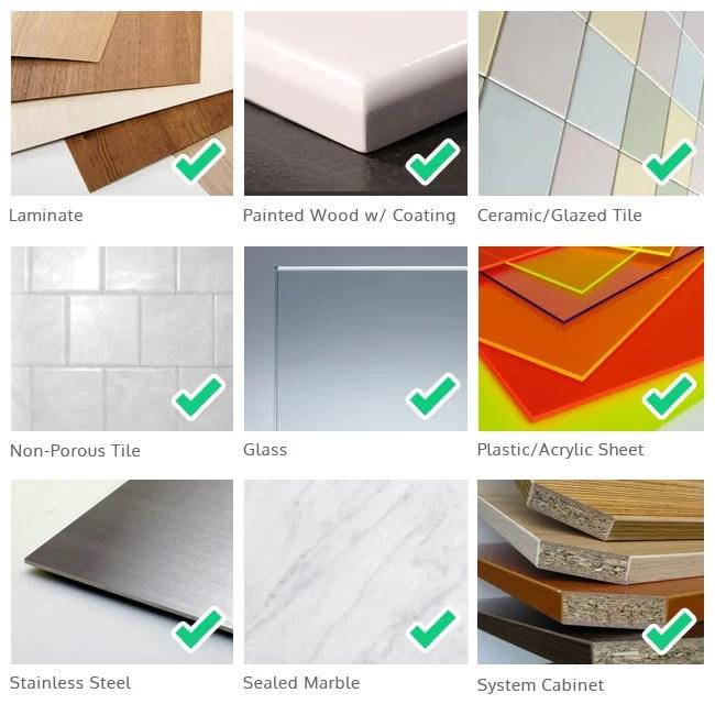 FECA Wall Mounted Rectangular Tissue Box Holder Cover ... on Wall Mounted Tissue Box Holder id=84475