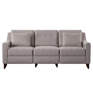 Wall Hugger Reclining Sofa Wayfair