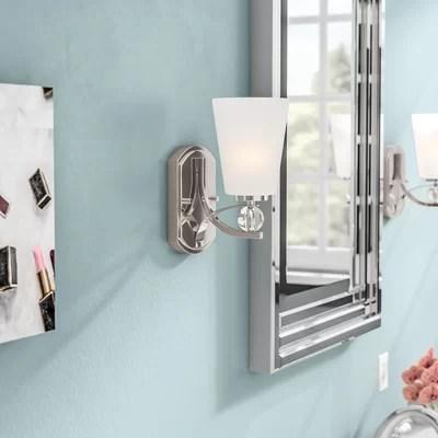 Bathroom Sconces You'll Love in 2019   Wayfair on Wayfair Bathroom Sconces id=41125