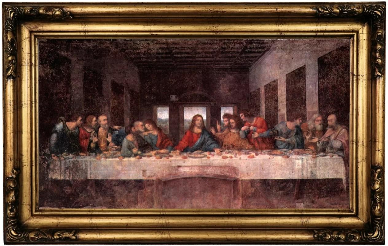 Astoria Grand The Last Supper By Leonardo Da Vinci