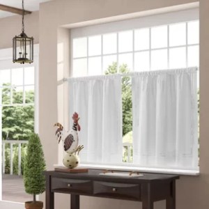 Window Valances  Caf       Kitchen Curtains You ll Love   Wayfair Save