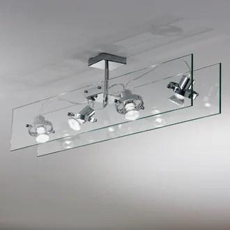 Orbis 4 Light Ceiling Spotlight By Linea