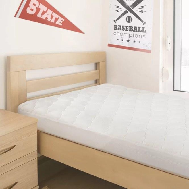 College Dorm Extra Long Twin 1 5 Mattress Pad