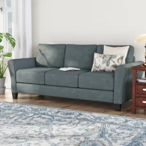 Sofas   Couches You ll Love   Wayfair Patricia Rolled Arm Sofa