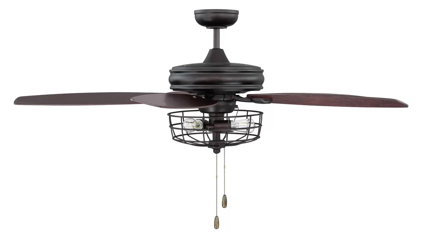 Glenpool 52 5 Blade Ceiling Fan Amp Reviews