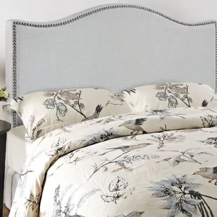 Upholstered Headboards You ll Love   Wayfair Save