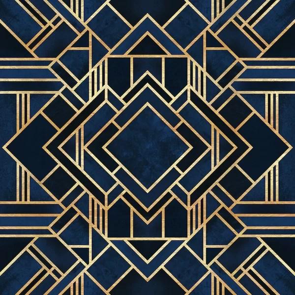 Art Deco III Graphic Art Print On Canvas Amp Reviews