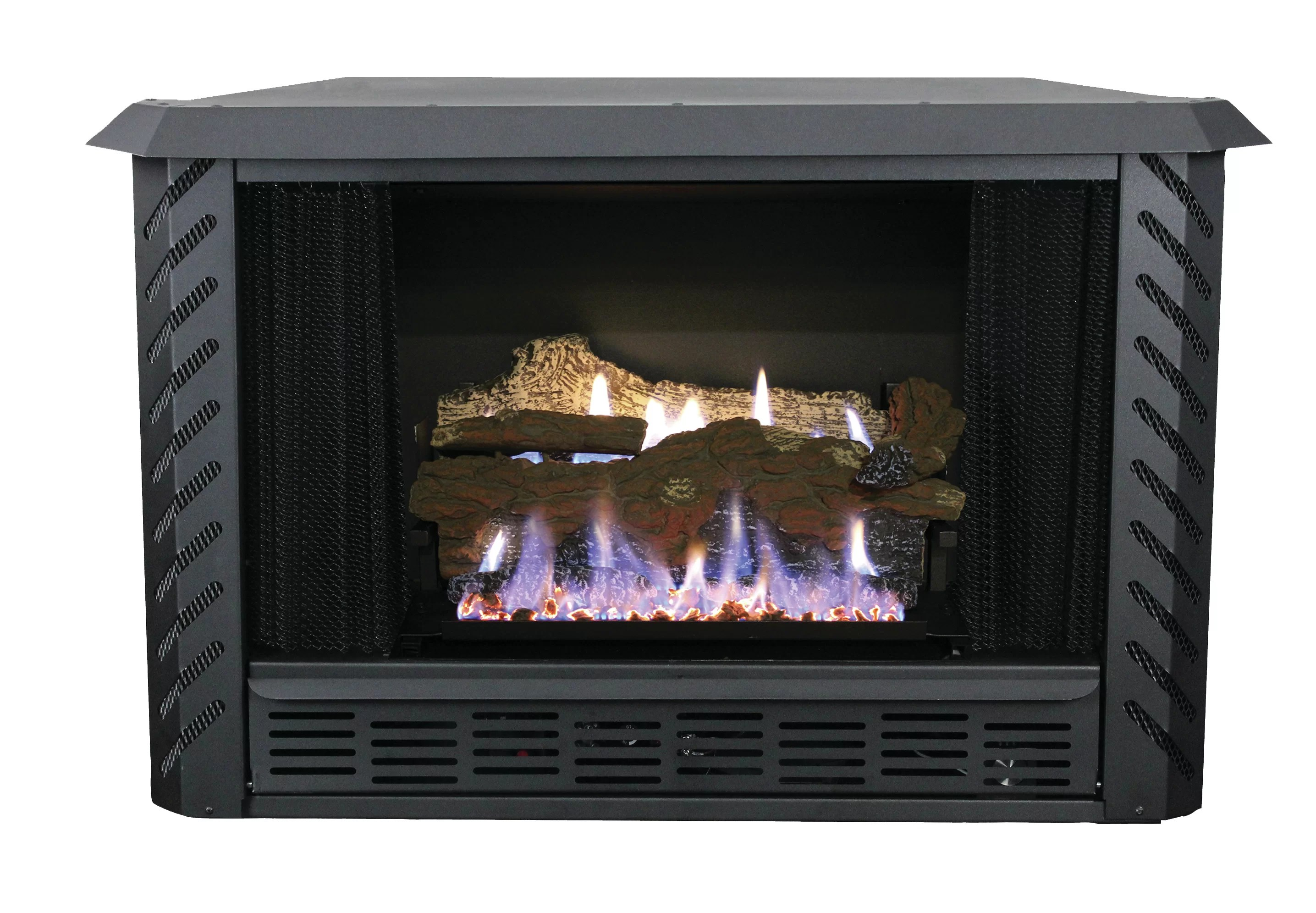 Ashley Hearth Vent Free Propane Fireplace Insert Amp Reviews