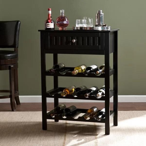 Darby Home Co Raabe 15 Bottle Floor Wine Rack Amp Reviews
