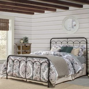 Queen Headboard Footboard Bed   Wayfair Calana Headboard And Footboard