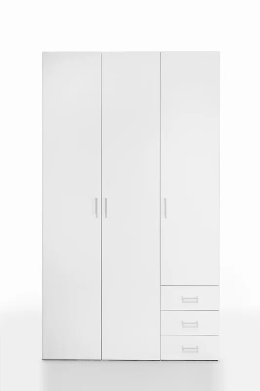 Zipcode Design Minda 3 Drawer And 3 Door Armoire Amp Reviews Wayfairca