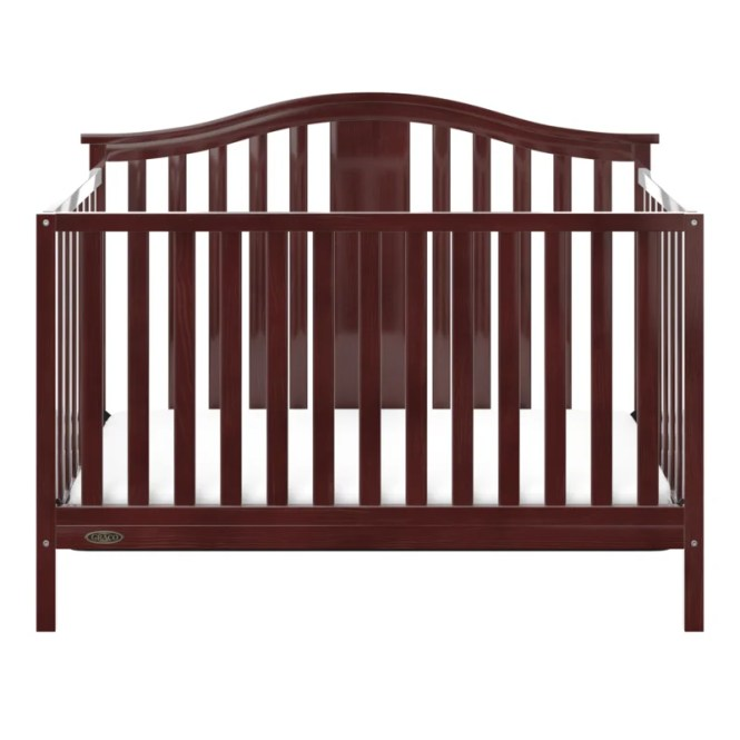 Solano 4 In 1 Convertible Crib With Mattress