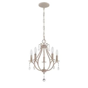Palumbo 5 Light Mini Candle Style Chandelier