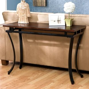 Console  Sofa  and Entryway Tables   Joss   Main Edison Console Table