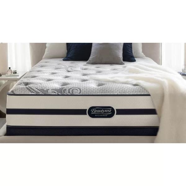 Simmons Beautyrest Recharge 12 Extra Firm Aircool Memory Foam Mattress Reviews Wayfair