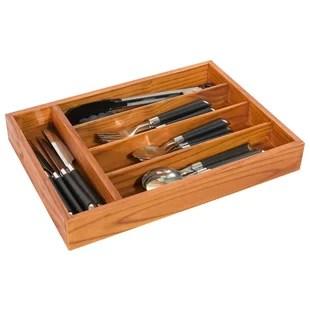 kitchen drawer organizers you'll love | wayfair