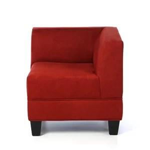 bedroom corner chair | wayfair
