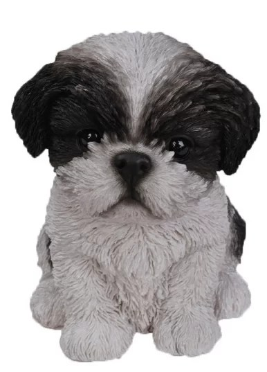Hi Line Gift Ltd Sitting Shih Tzu Puppy Statue Amp Reviews