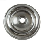 Gliderite Hardware Round Thin Ring Cabinet Knob Backplate Reviews Wayfair