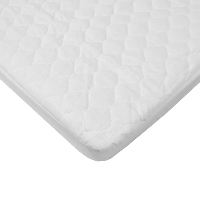 Waterproof Quilted Cradle Mattress Pad Cover